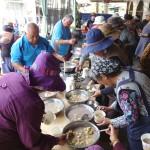 12-10.午餐享用當家提供的傳統美食