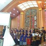 7-1.於結婚感恩禮拜佳崇教會信徒祝歌
