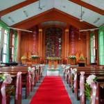 A30-27.結婚禮拜會場布置-比悠瑪長老教會