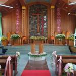 A30-28.結婚禮拜會場布置-比悠瑪長老教會