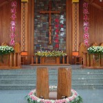 A30-29.結婚禮拜會場布置-比悠瑪長老教會