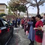 B59-10.新娘家人與家屬及友人教會前迎新人