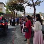 B59-11.新娘家人與家屬及友人教會前迎新人