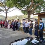 B59-17.新娘家人與家屬及友人教會前迎新人
