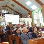 B59-24.比悠瑪教會松年團契以傳統古調歌曲獻詩