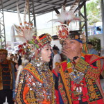 C115-61. 結婚傳統舞
