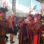C115-77 . 結婚傳統舞(新人謝杯)