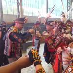 C115-78  . 結婚傳統舞(新人謝杯)