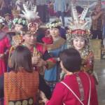 C115-84. 結婚傳統舞(新人謝杯)