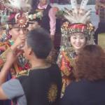 C115-85. 結婚傳統舞(新人謝杯)
