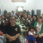 13-11佳崇長老教會兄弟與婦女團契會議後於本店用餐