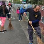 10-9佳崇教會社區環保