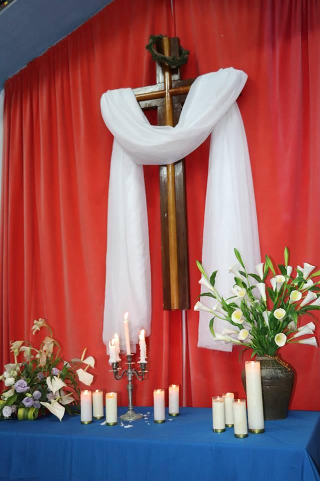 南世教會 紀念主耶穌受難禮拜