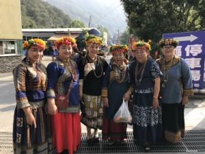 婚禮在多納部落