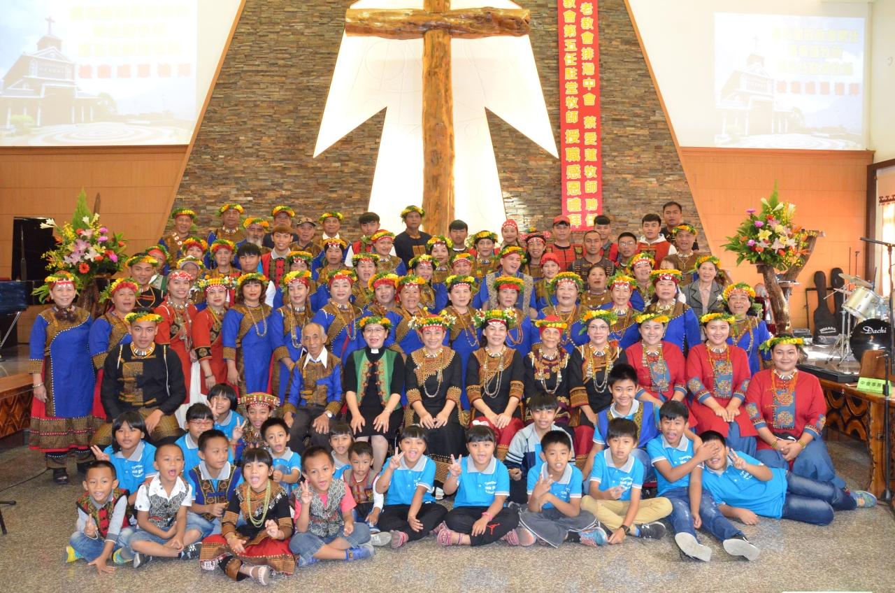 達瓦達旺長老教會全體信徒