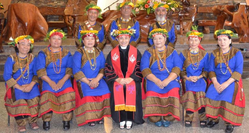達瓦達旺長老教會小會