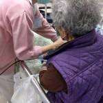 3-1.因感冒一生第二次住院的媽媽