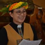 6-3.蔡愛蓮牧師介紹教會設置網站目的