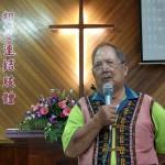 12-12禮拜後退休牧師白德明分享本會生命、愛心、成長。