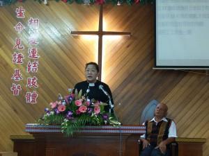12-3講道傅梅珠牧師
