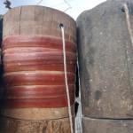 8-7.部落傳統祭Lubeng內裝豬骨來護衛家