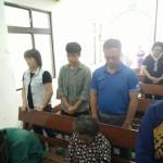 9-6戴照吉主任與家人參與禮拜