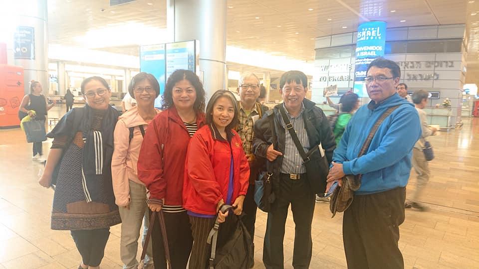 台灣聖經公會舉辦台灣各語言翻譯人員以色列遊學(2)