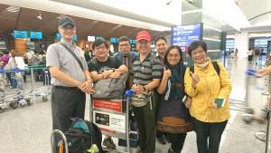 台灣聖經公會舉辦台灣各語言翻譯人員以色列遊學(1)