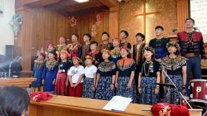 春日區聯合青年第三季團契聚會於古華教會