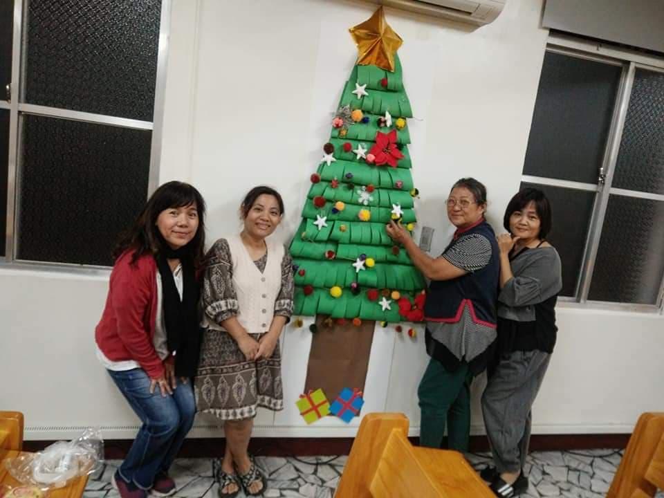 楓林教會聖誕節前