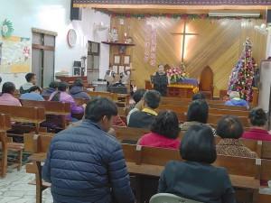 ◆牧師傅梅珠講道『五「要」三「不要」』勉勵,生活能榮耀神益於人,見證主引人歸主。