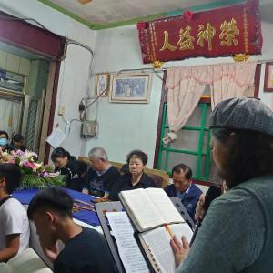 佳崇教會傅梅珠牧師講道