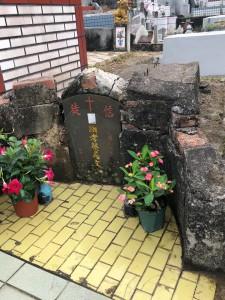 ◆patadalj家族有三塊墓園,最古老悠遠,父親蔡義文Budrek之墓地,我國小四年級,它就在墓園裡,....