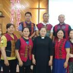6-5.傅梅珠牧師與選舉出的9位長老