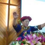60-42.傅梅珠牧師祝禱