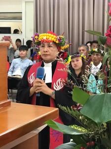 ◆攝影/樂歌安.督達里茂牧師 2020/06/21