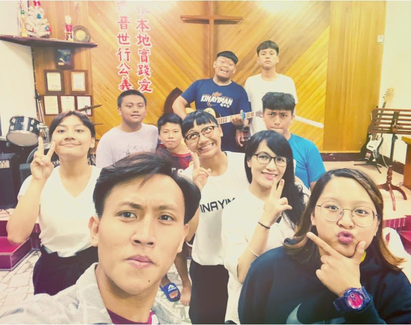 ◆2020/6/20於佳崇教會青少團契。