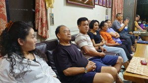 ◆佳崇教會於歸崇部落大頭目家庭禮拜2020.8.11(二)攝影/賴約翰〈點圖放大〉
