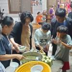 12-10.禮拜後當家分享給大家傳統美食點心
