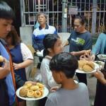 12-12.禮拜後當家分享給大家傳統美食點心