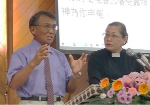 ◆傅梅珠牧師族語翻譯,賴約翰以「是你引的災難嗎?」為題講道 2020/9/22(日)於佳崇教會