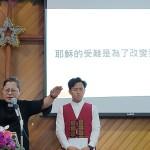 9-9.牧師傅梅珠祝福祈禱