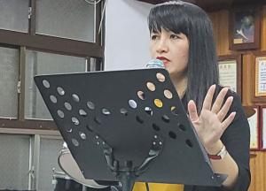 ◆受難週第三晚張秀玉執事講道 2021/03/31(三) 攝影/賴約翰