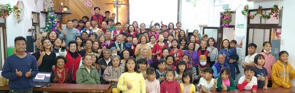 賀日依‧達里瑪勞傳道師封立牧師授職感恩禮拜